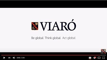 Be Global. Think Global. Act Global. Viaro School