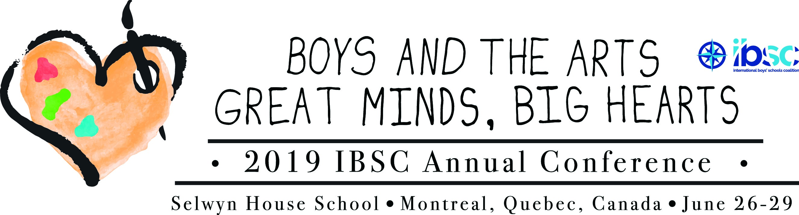 2019 IBSC Annual Conferene Logo