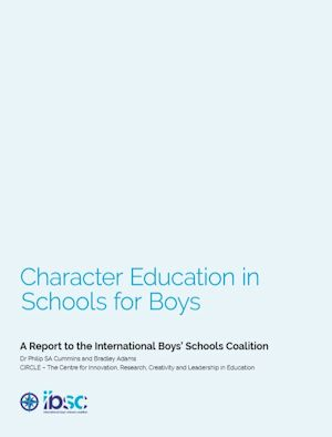 Character Education in Schools for Boys