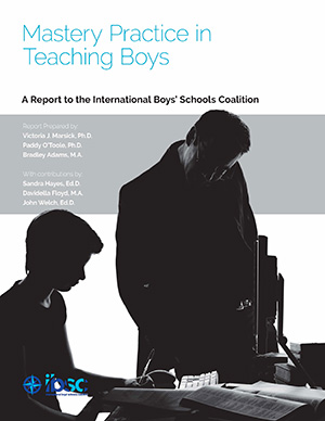 Mastery Practice in Teaching Boys